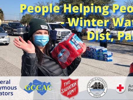 Water Distribution Galveston - People Helping People - Part 1