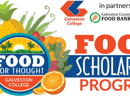 Food For Thought - Food Scholarship Program