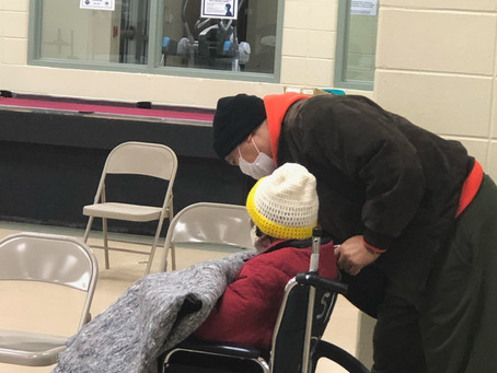 CoCare Coalition Keeping People Warm In Galveston And Brazoria Counties