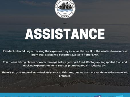Be Prepared for Possible FEMA Intervention