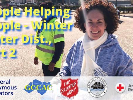 Galveston County Winter Water Distribution - Part 2