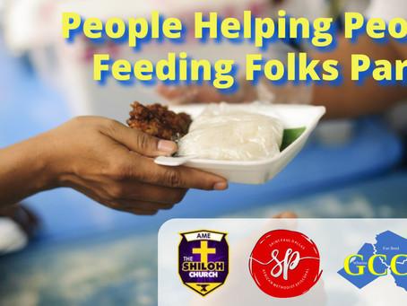 People Helping People - Feeding Folks Part 3