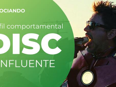 Como reconhecer e interagir o perfil INFLUENCIADOR - Perfil Comportamental DISC #020