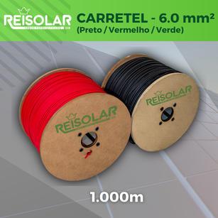 Reisolar 6.0mm Carretel