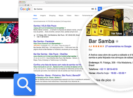 Se sua empresa não está no Google, ela não existe!