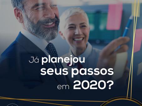 Planejamento 2020!