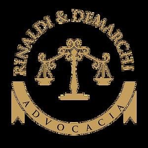 Logo Rinald e Demarchi Advocacia Preto.p