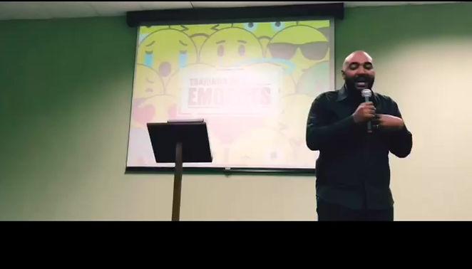 Douglas Nunes - Palestra Motivacional