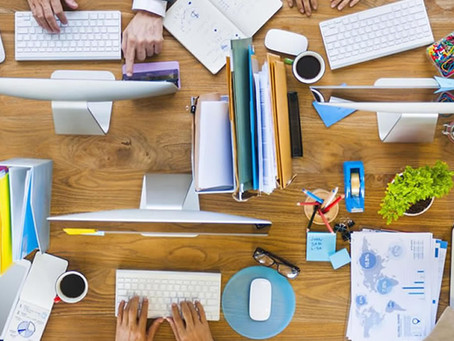 Como ser mais produtivo trabalhando em equipe com documentos compartilhados