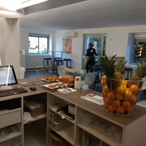 Travaux création restaurant DUBBLE. 13700