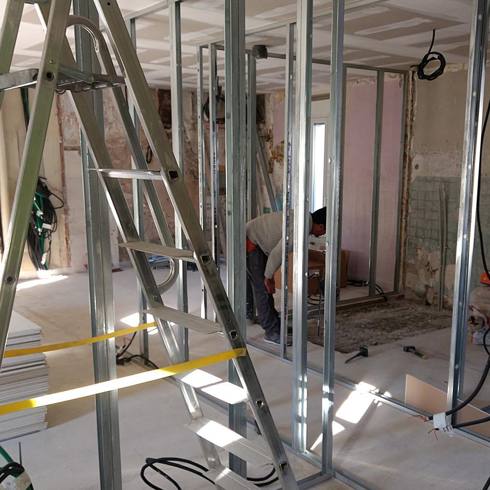 Rénovation totale interieure