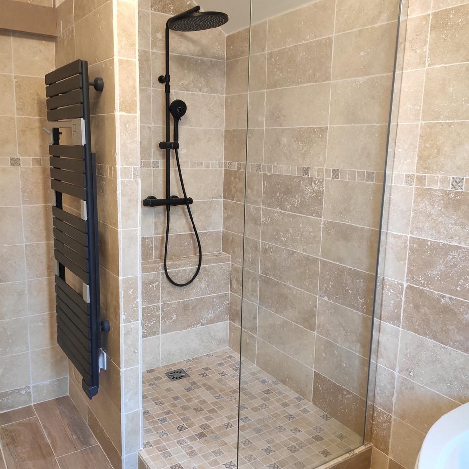 Rénovation totale de Salle de bain 13008