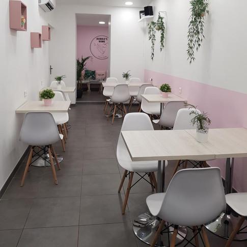 Conception et aménagement du restaurant en respectant le cahier des charges