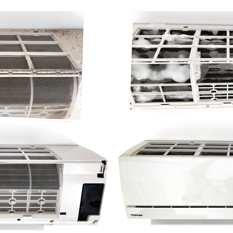 Entretien et nettoyage de votre climatisation