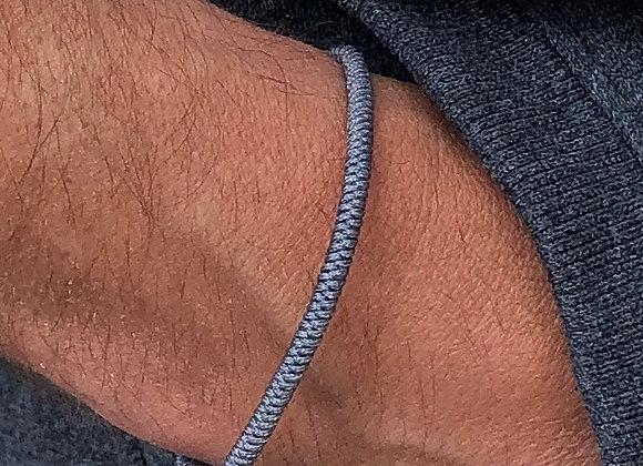 Lucky Rope Bracelet (grey)