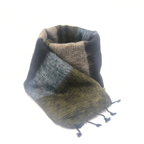 Luxury Handmade Shawl (grey mix)