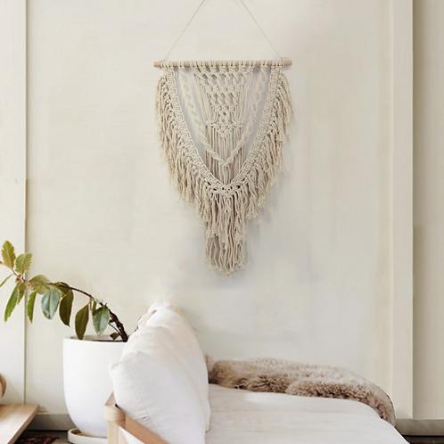 Handmade Macrame Wall Hanging Decor