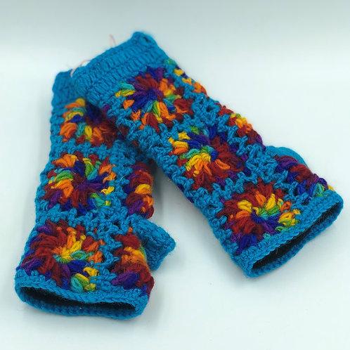 Handmade Pure Wool & fleece Lined Hand-warmers