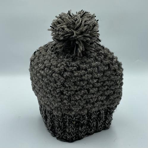 Handmade Wool Bobble Hat