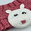 Thumbnail: Knitted Rabbit Headband