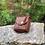 Thumbnail: Leather Dog Treat Bag Keyring
