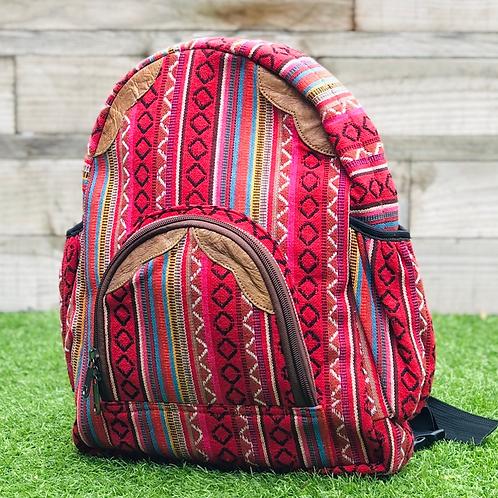 Dhaka Fabric Backpack