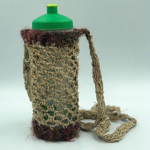 Hemp Bottle Bag