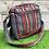 Thumbnail: Dhaka Fabric Messenger Bag