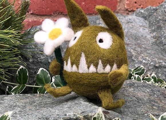 Decorative Felt Goblin