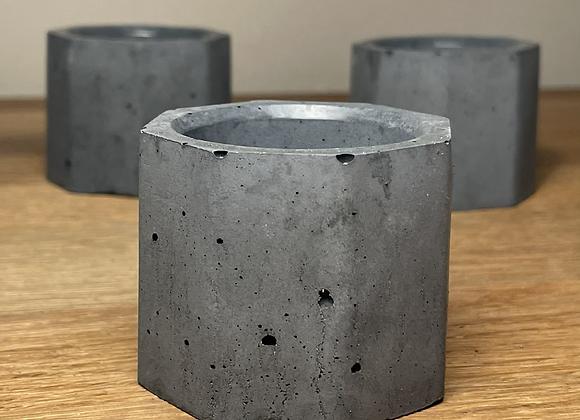 Handmade Concrete Candle Holder/Planter
