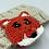 Thumbnail: Knitted Fox Headband