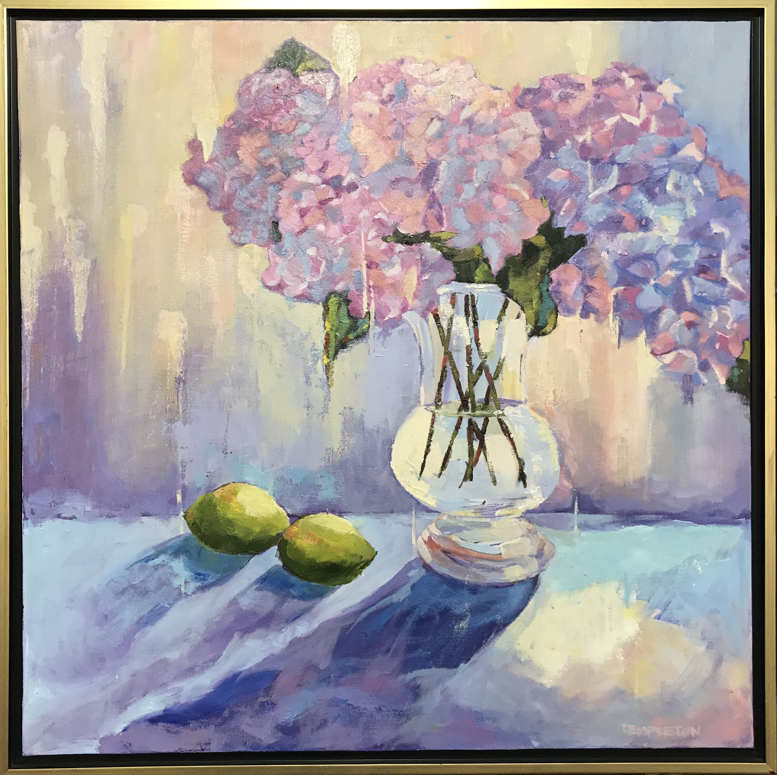 """Spring Hydrangeas"""