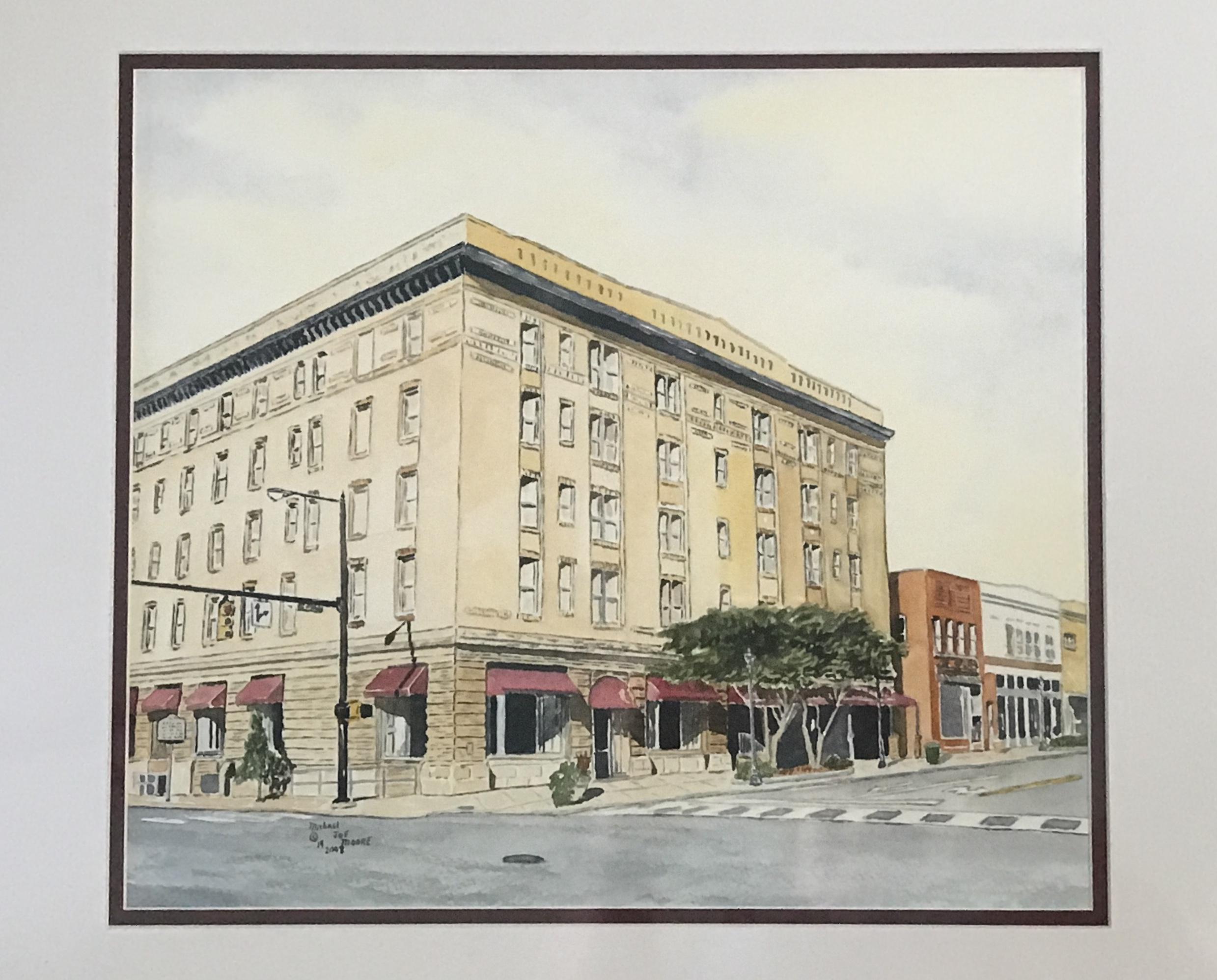 """""""Vance Hotel"""""""