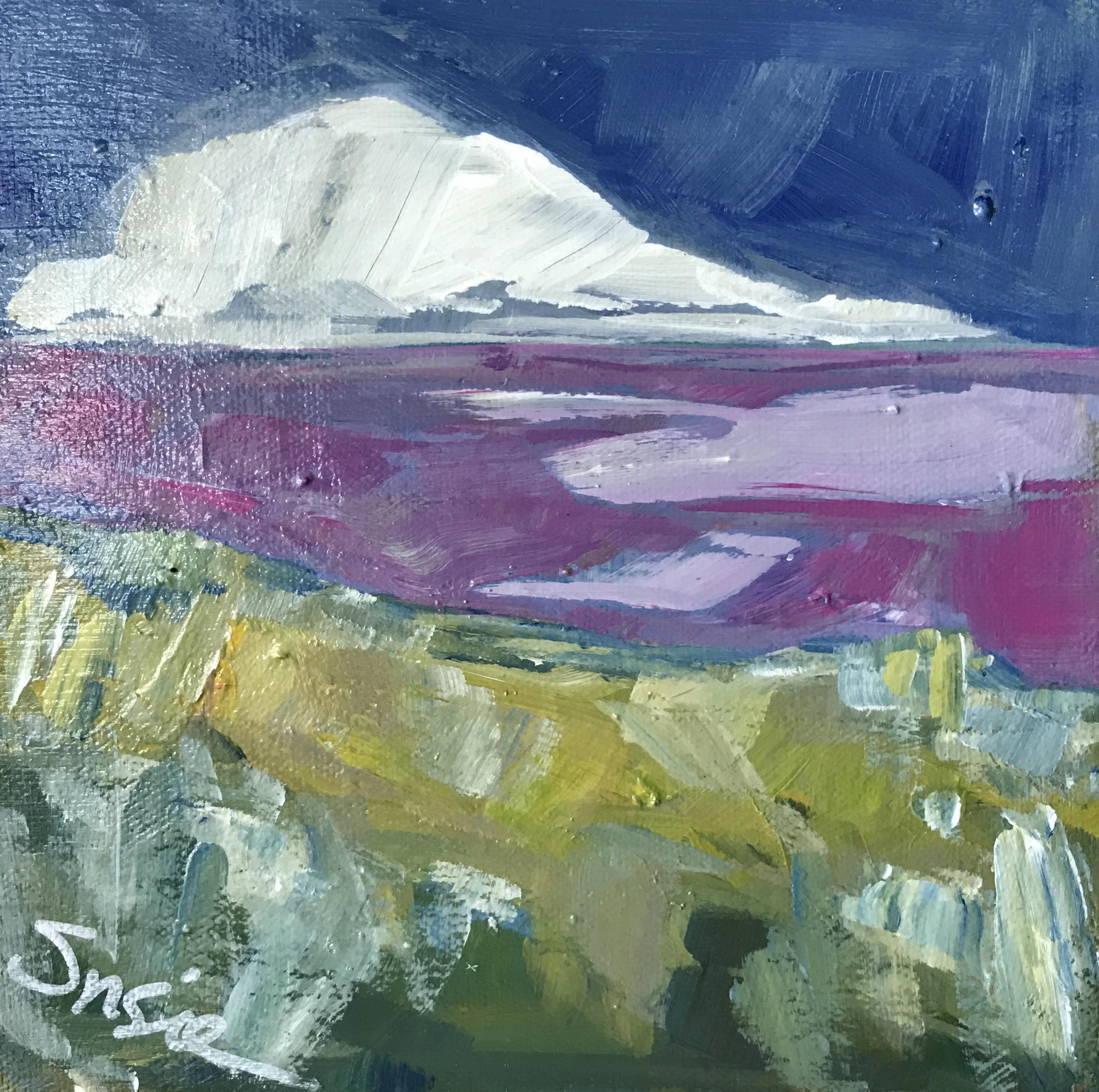 """""""Pink Landscape"""""""