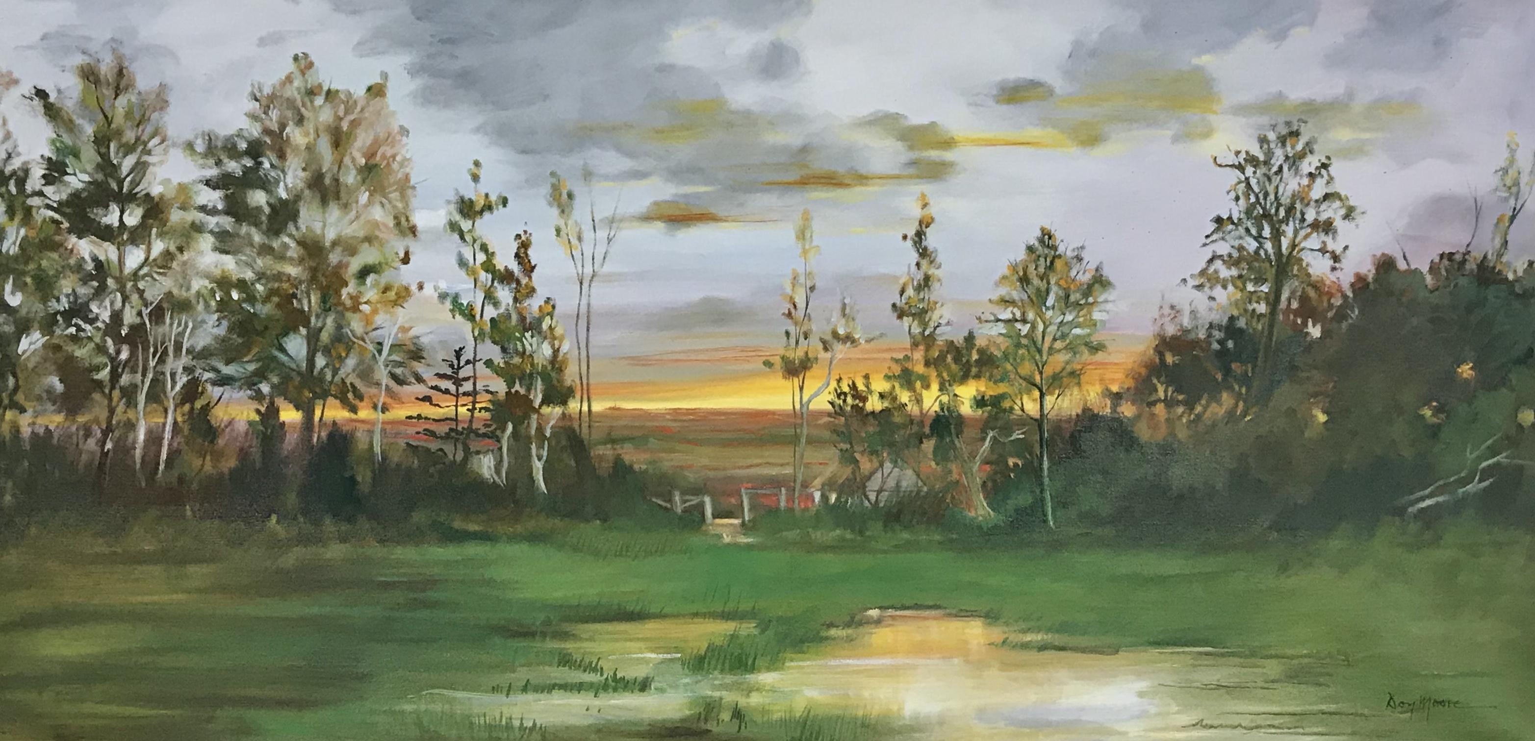 """""""Appalachian Sunset"""""""