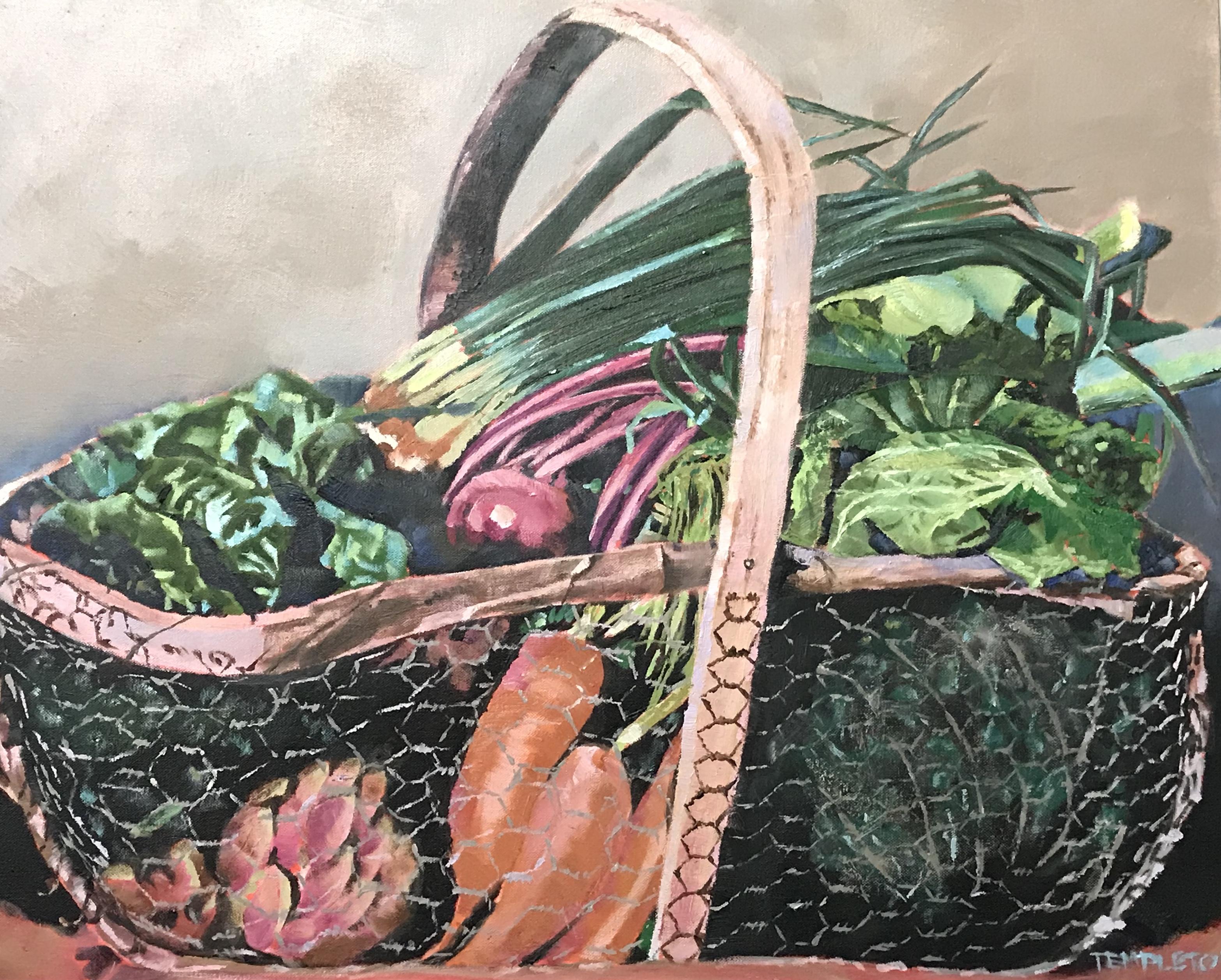 """""""Basket of Vegetables"""""""