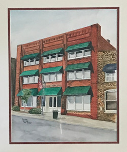 """""""James Iredell Building"""""""