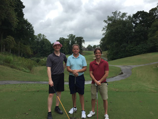 Golfing and American History (Starting in Williamsburg)