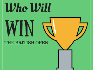 Who Will Win the British Open?