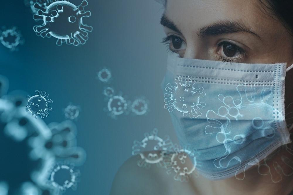 Máscara e coronavírus
