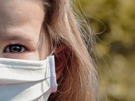 Máscara de pano protege o usuário, não só os outros