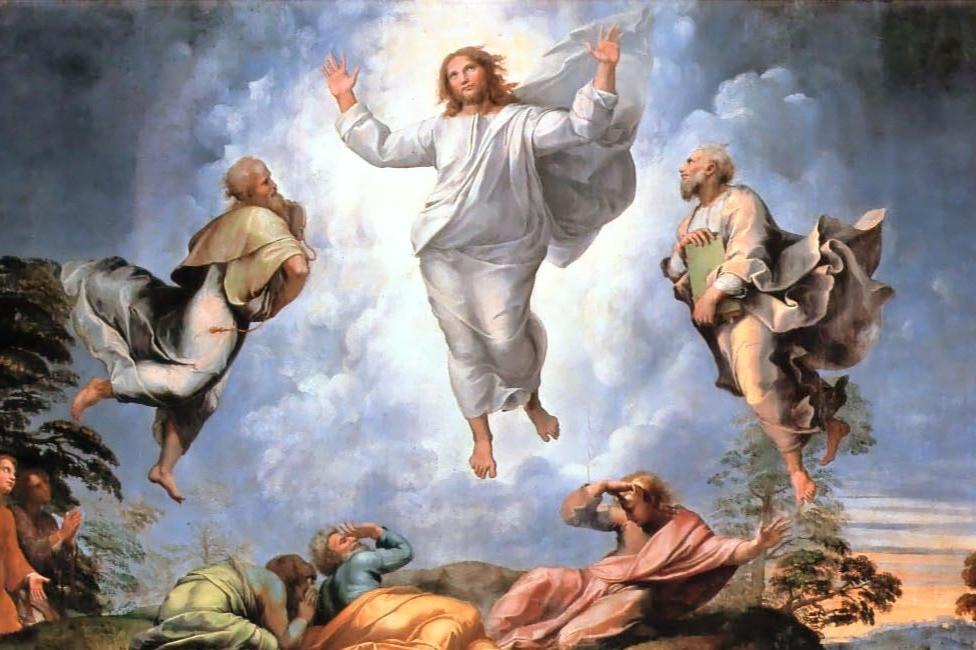 A Transfiguração, de Rafael