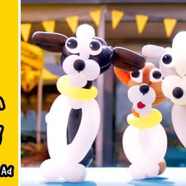 Dogs Trust || Little Balloon Doggy Advert