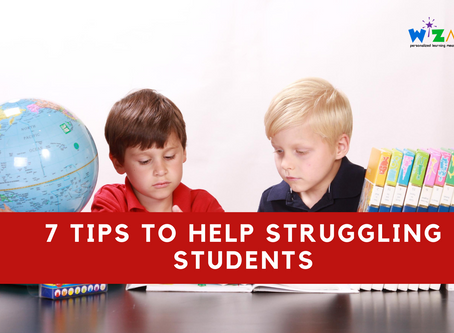 7 Tips to Help Struggling Students
