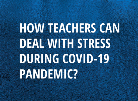 Dealing with Stress Amidst Pandemic