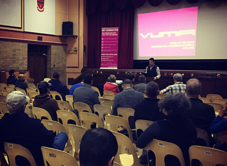 VUMA Townhall Meeting at Rondebosch East Primary School