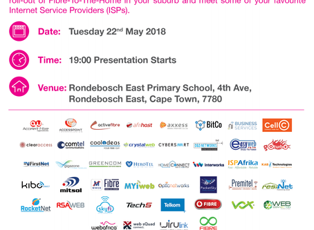 VUMA Townhall Meeting in Rondebosch East