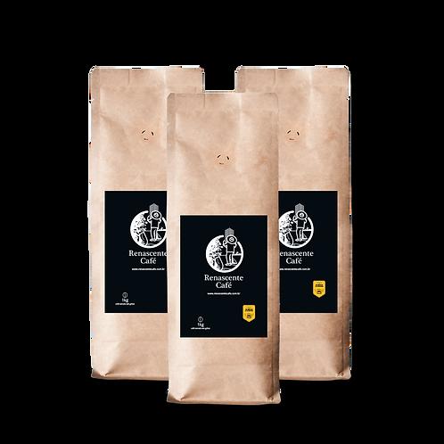 Renascente Café - Clássico Torrado e Moído | 3kg