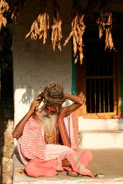 インド・サドゥー