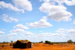 ケニア・空